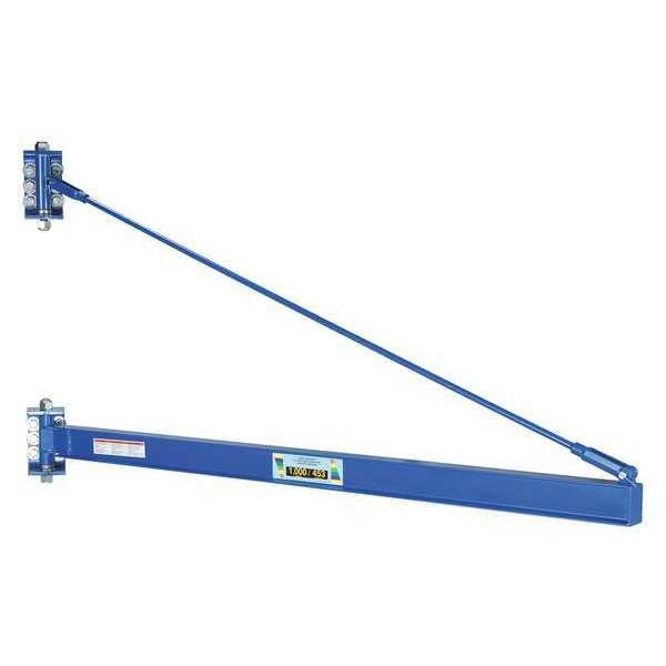 Vestil Wall Mount Jib High Clearance, 1000 lb. JIB-HC-10
