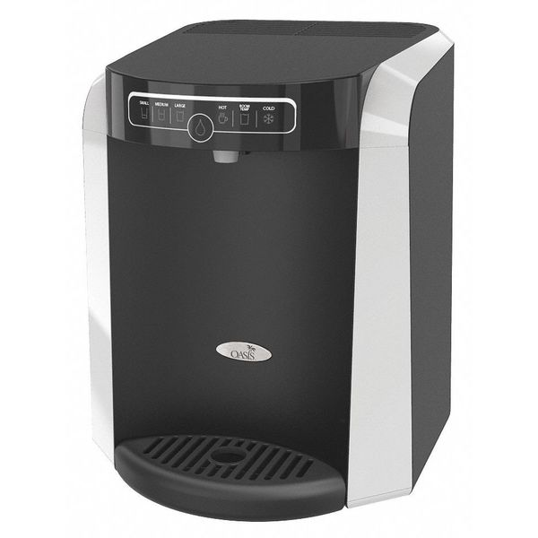 Oasis Aquarius Hot & Cold Countertop Point of Use Water Dispenser POU1ACTHSK