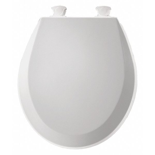 Terrific Toilet Seat Round 16 13 16 Closed Front With Cover White Dailytribune Chair Design For Home Dailytribuneorg