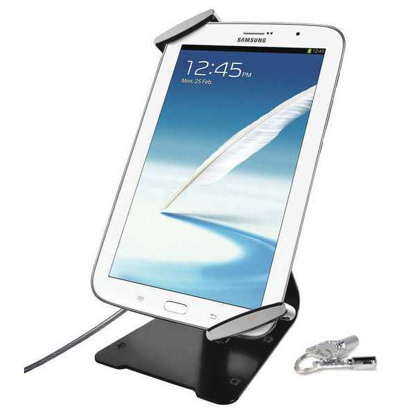 Cta Digital Security Grip and Stand for Tablets PAD-UATGS