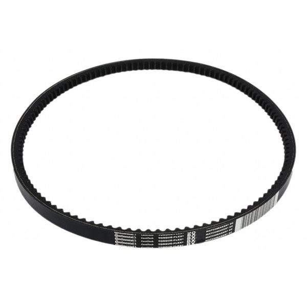 "Continental BX77 Cogged V-Belt,  Outside Length 80"" BX77"
