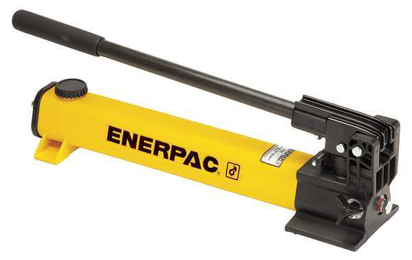 Enerpac Hand Pump, 1 Speed, 10,000 psi, 55 cu in P391