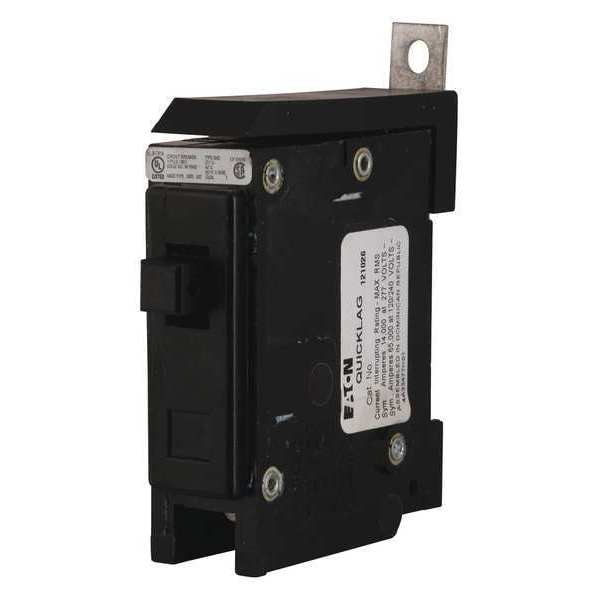 Eaton 20 A A Free Standing Standard Molded Case Circuit Breaker ,  277V AC GHQ1020