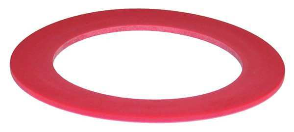 Korky Valve Seal, Rubber, Red 427BP