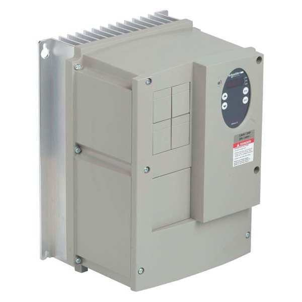 Schneider Electric Variable Frequency Drive, 2 HP, 200-240V ATV31CU15M2