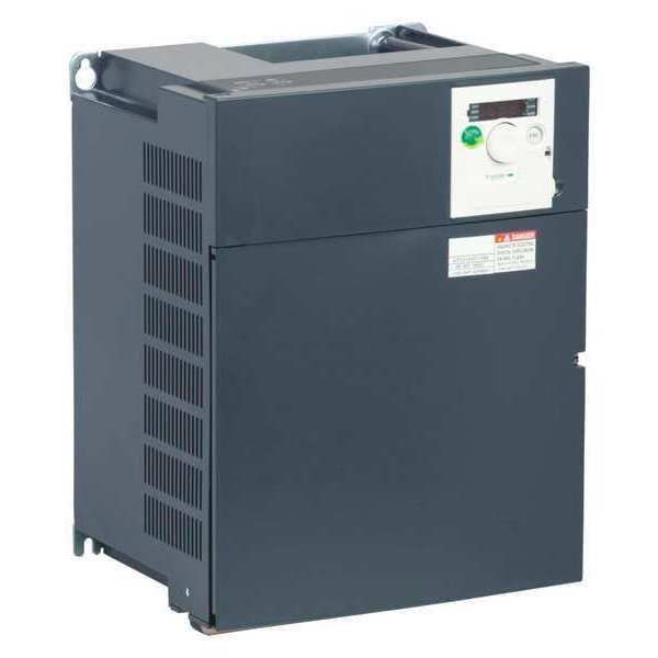 Schneider Electric Variable Frequency Drive, 15 HP, 525-600V ATV312HD11S6