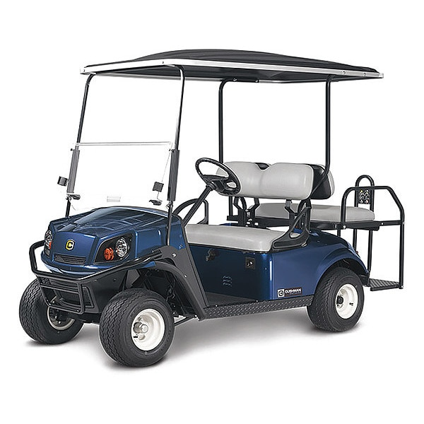 Cushman Shuttle, Electric, 2.5 HP, 48V 641335