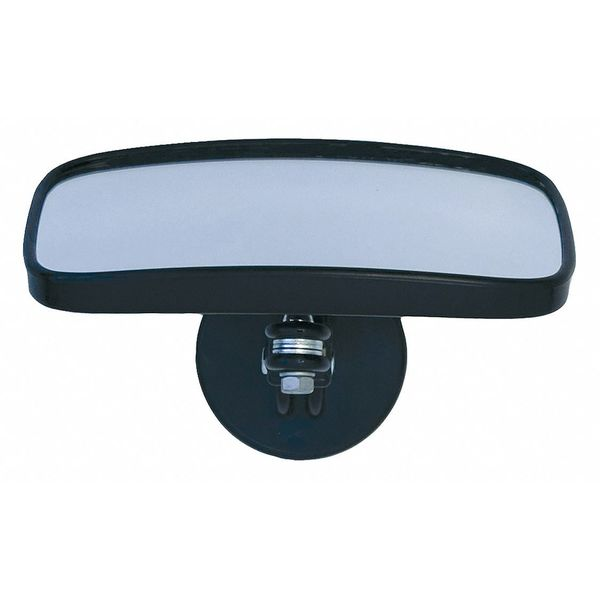Ironguard Side-View Magnetic Mirror, Black, Plastic 70-1145