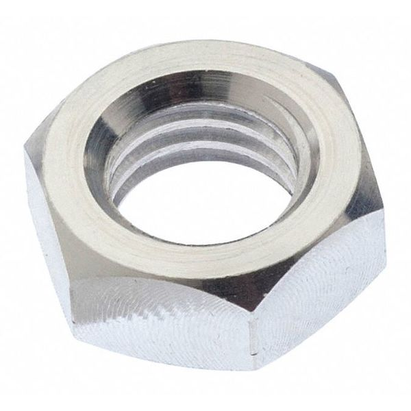Ampg Hex Nut, SS, 316 and A4, M8-1.25, Plain NUT930M8C