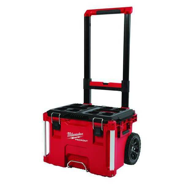 Milwaukee PACKOUT™ Impact Resistant Rolling Tool Box 48-22-8426