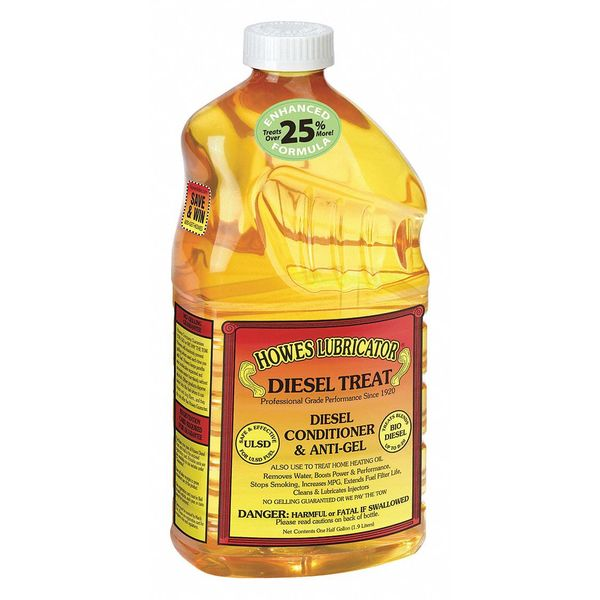 Howes Lubricants Diesel Fuel Additive,  64 oz. 103060