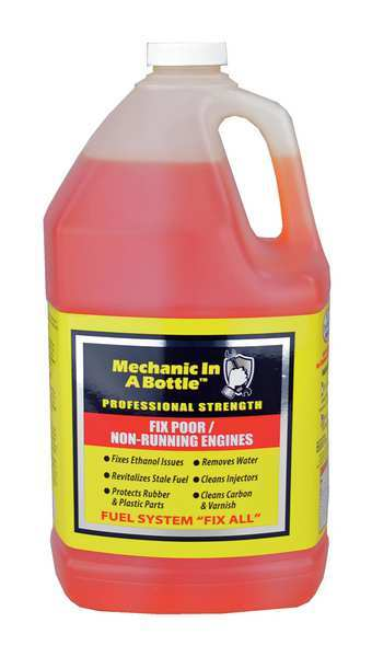 B3C Fuel Solutions Mechanic In A Bottle™ Ethanol Fuel Treatment,  Improver,  1 gal. 2-128-4