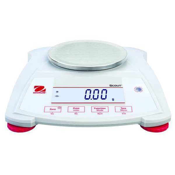 Ohaus Digital Compact Bench Scale 220g Capacity SPX222