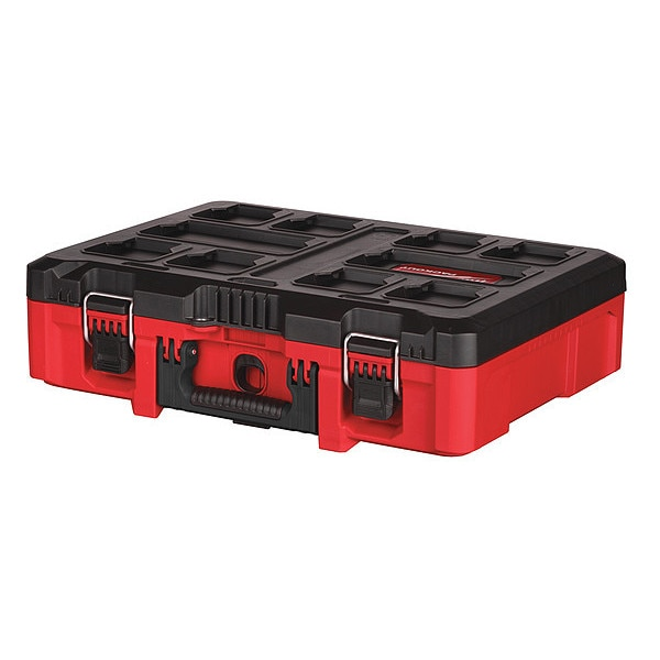 Milwaukee PACKOUT™ Kit Box Tool Case,  Red/Black 48-22-8450