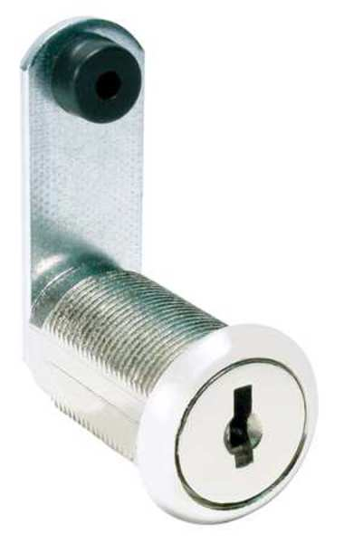 Compx National Standard Keyed Cam Lock,  Key C415A,  Number of Pins: 5 C8052-C415A-14A
