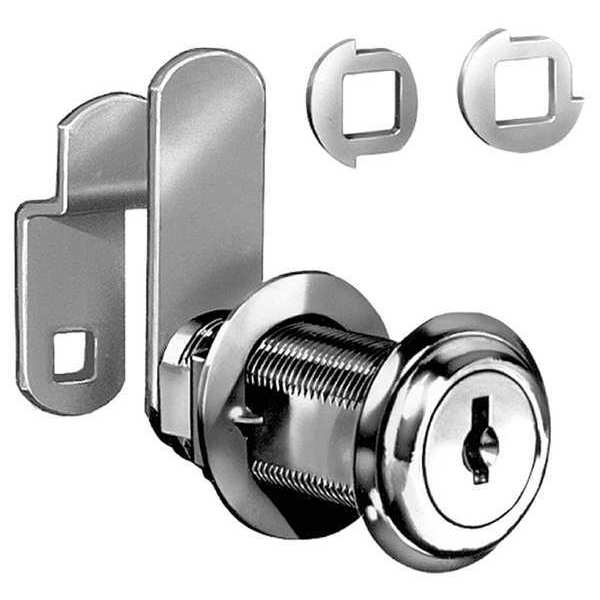 Compx National Standard Keyed Cam Lock,  Key C346A C8060-C346A-14A