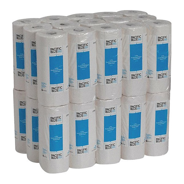 Georgia-Pacific Pacific Blue Select(TM) Perforated Roll Paper Towel Roll,  2,  85 27385