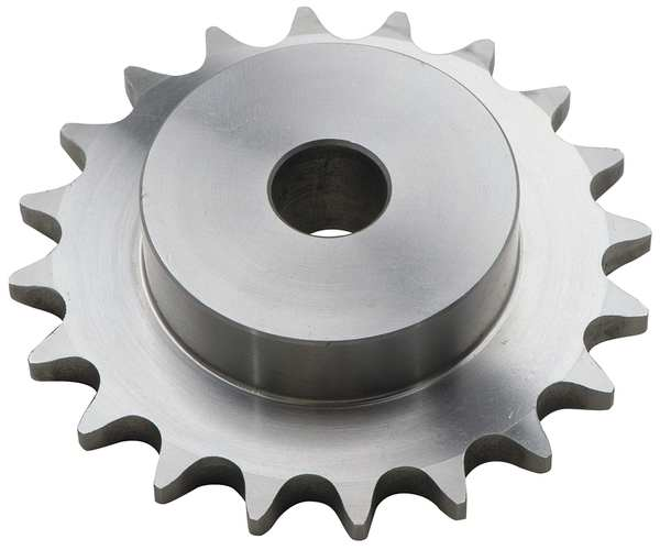 """#25 Chain Drive Sprocket 35T For #25 Chain 35Tooth Pitch 1//4/"""" Outer Dia 73mm"""