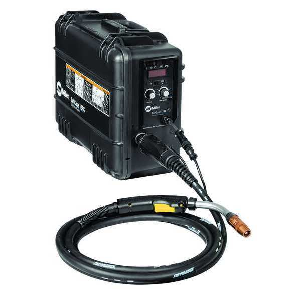 Miller Electric Portable Wire Feeder,  Suitcase 8RC Series,  24VAC 951187