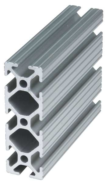 """80/20 Extrusion,  T-Slotted,  10S,  72"""" L,  1"""" W 1030-72"""