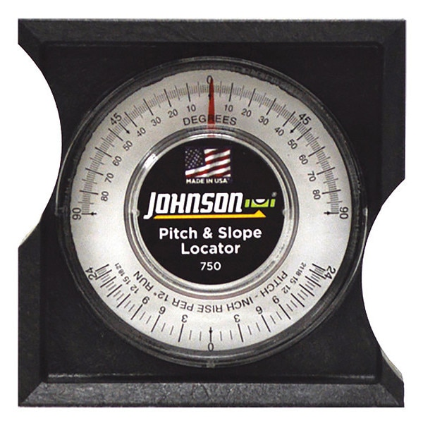 Johnson Locator, Pitch/Slope 750