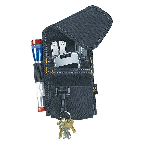 Clc Multipurpose Tool Holder,  Black 1104