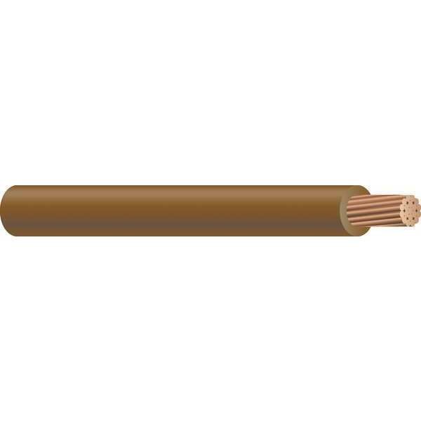 Southwire Machine Tool Wire, 12 AWG, 20 Amps, Brown 411040507