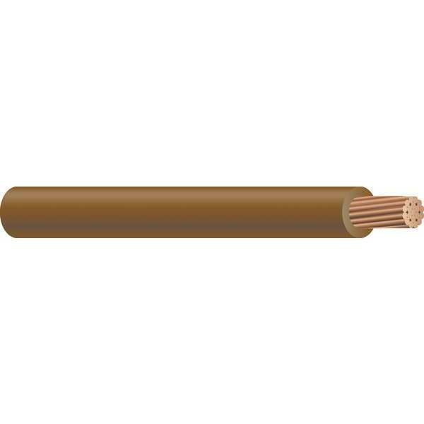 Southwire Machine Tool Wire, 14 AWG, 15 Amps, Brown 411030507