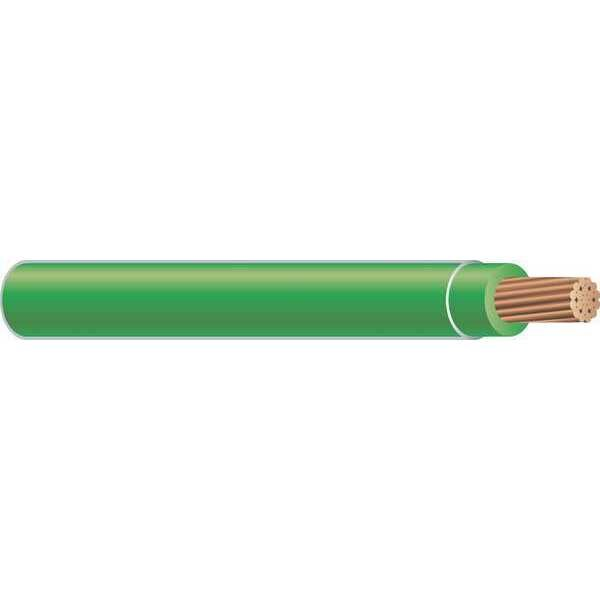 Southwire Machine Tool Wire, 14 AWG, 15 Amps, Green 411030505