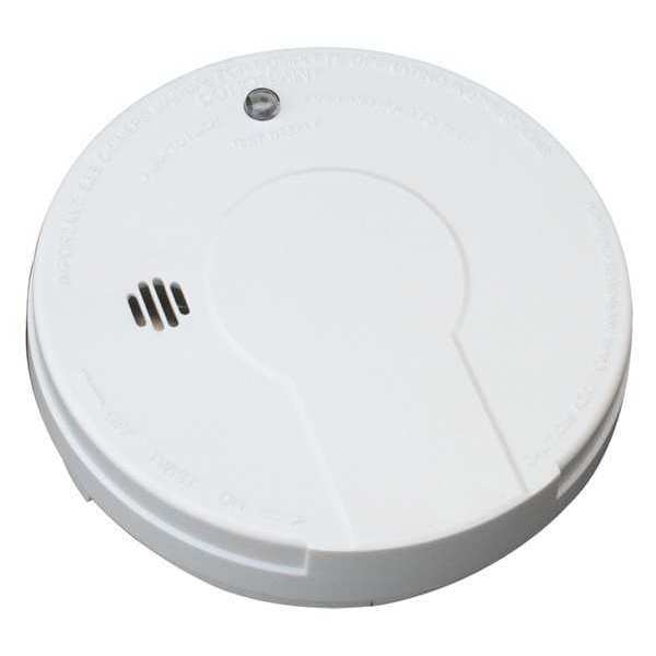Kidde Smoke Alarm, Photoelectric, 9V P9050