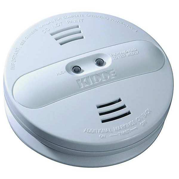 Kidde Smoke Alarm, Ionization,  Photoelectric, 9V PI 9010