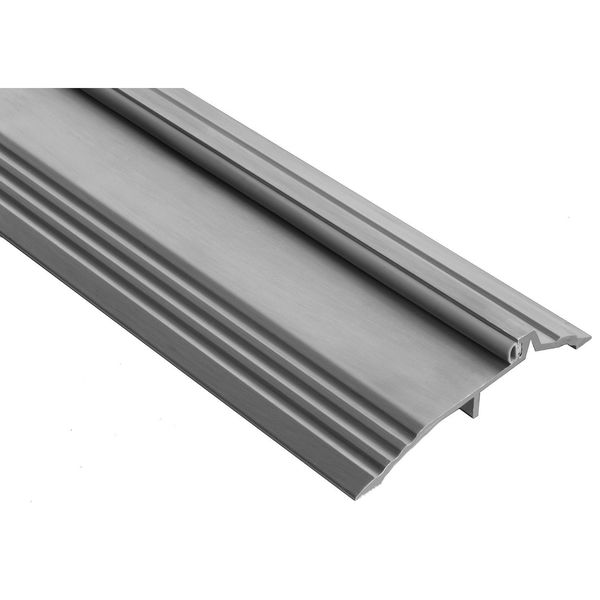 National Guard Threshold, Smooth/Fluted Top, 6 ft. 803V-72