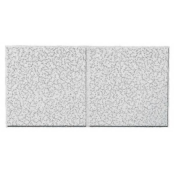 Armstrong Cortega Ceiling Tile,  24 in W x 48 in L ,  PK10 2767D