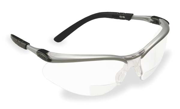 3M Reading Glasses, +1.5, Clear, Polycarbonate 11374-00000-20