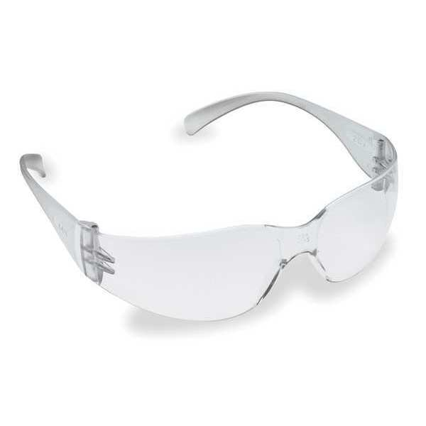 3M Virtua™ Safety Glasses With Clear Frame And Clear Anti-Fog Lens 11329-00000-20