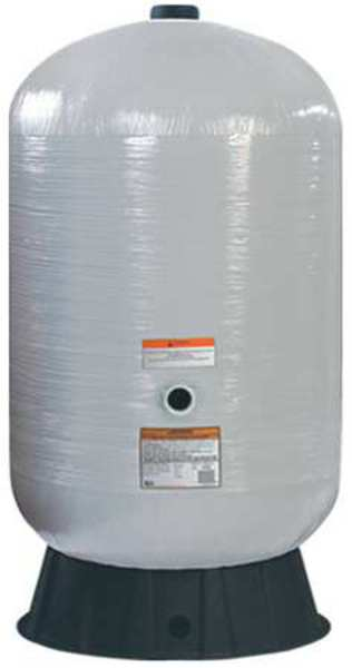 Dayton Tank, Water, Fiberglass, 80 Gal, Side Port 5PFW0