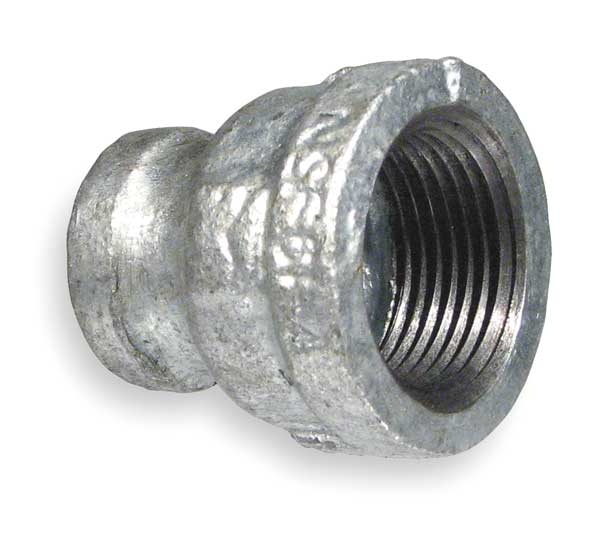 2 x 1 Southland 511-385HC Galvanized Reducing Couplings