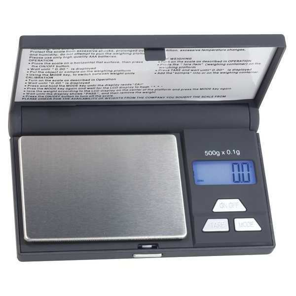Ohaus Digital Compact Bench Scale 100g Capacity,  Scale Display: LCD YA102