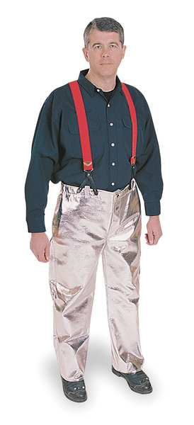 Steel Grip Overpants,  Aluminized Rayon,  XL ARL410