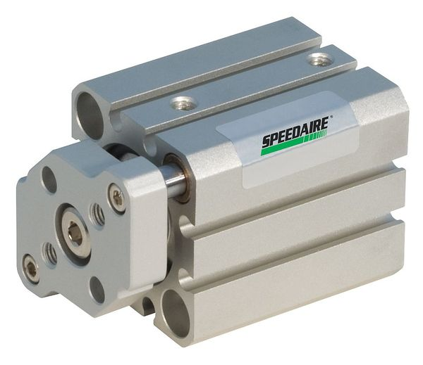 Speedaire 20mm Bore Compact Double Acting Air Cylinder 40mm Stroke CDQMB20-40