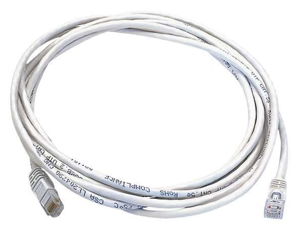Monoprice Ethernet Cable, Cat 6, White, 10 ft. 3442