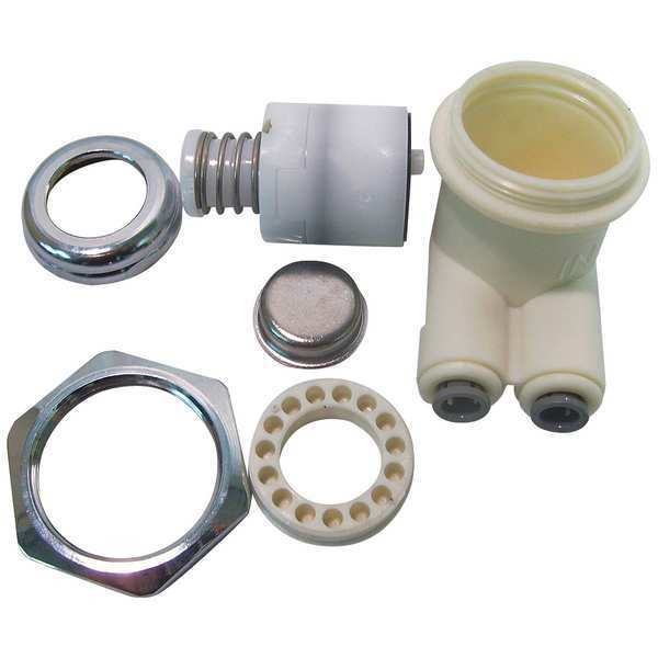 Elkay Push Bottom Assembly,  For Use With Elkay & Halsey Taylor 98536C