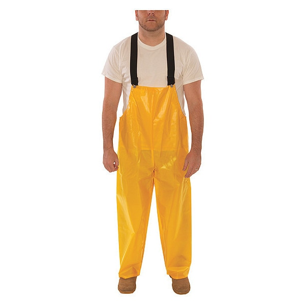 Tingley Iron Eagle Rain,  Bib,  Overall,  Unrated,  Yellow,  S O22007