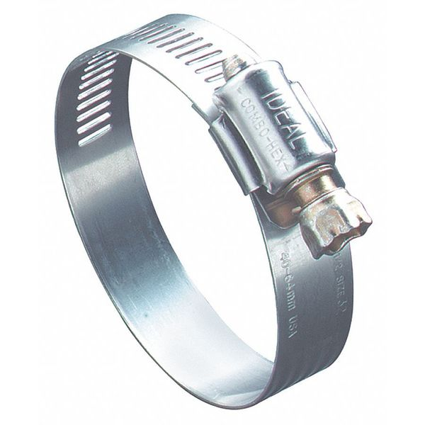 Ideal Hose Clamp, 11/16 to 1-1/2 In, SAE 16, PK10 5416