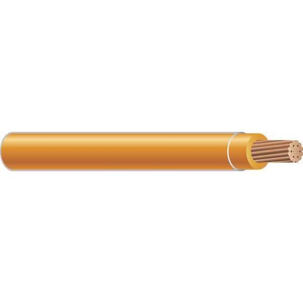 Southwire Building Wire, THHN, 14 AWG, Orange, 500ft 22961701
