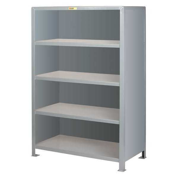 "Little Giant Metal Shelving Unit,  24""D x 60""W x 72""H,  5 Shelves,  Steel 5SE-2460-72"