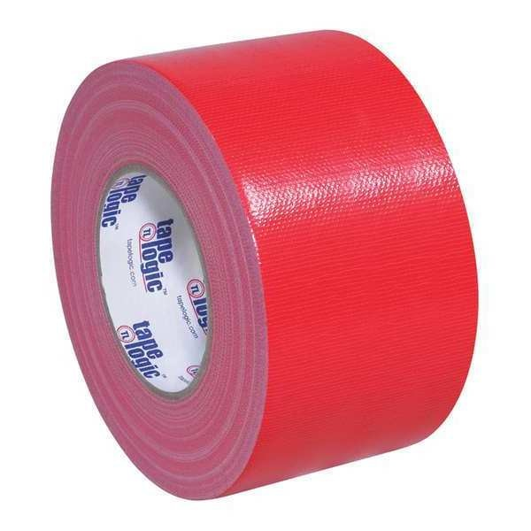 "Tape Logic Duct Tape, 10 Mil, 3""x60 yds., Red, PK16 T988100R"