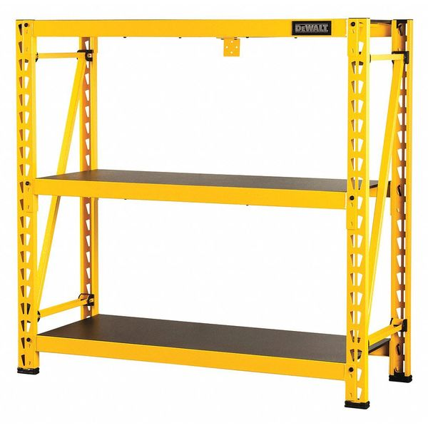 Dewalt Industrial Storage Rack, 3 Shelf, 4 ft DXST4500
