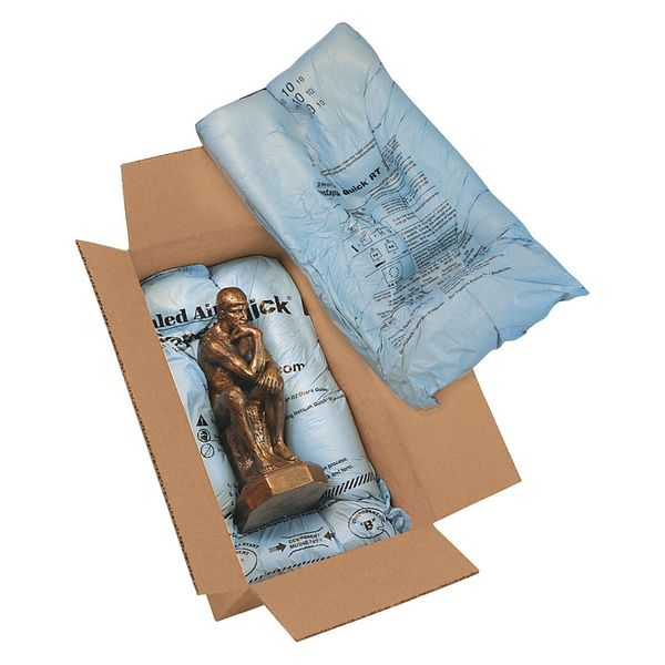 18 x 24 Blue Pack of 30 BOX USA BIQRT60 Instapak Quick RT Extra Thick Expandable Foam Bags