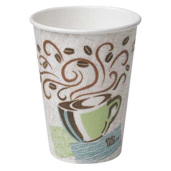 Dixie Hot Paper Cup 12 oz.,  Pk50 5342CD